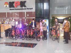 KPK Sita 13 Sepeda Lapierre Terkait Kasus Edhy Prabowo