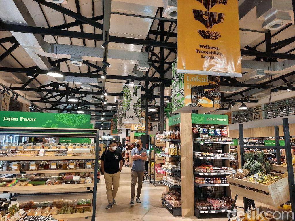 M Bloc Market, Pasar Produk Lokal Kekinian Jantung Ibu Kota