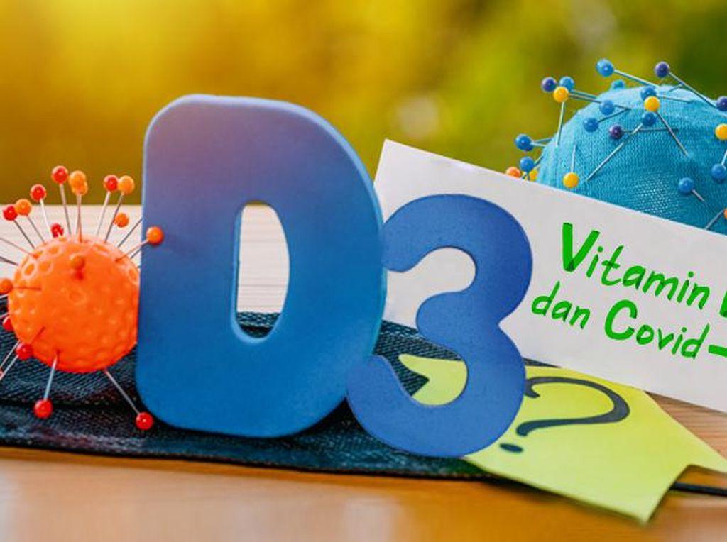 Pastikan Kebutuhan Vitamin D3 Terpenuhi untuk Jaga Daya Tahan Tubuh