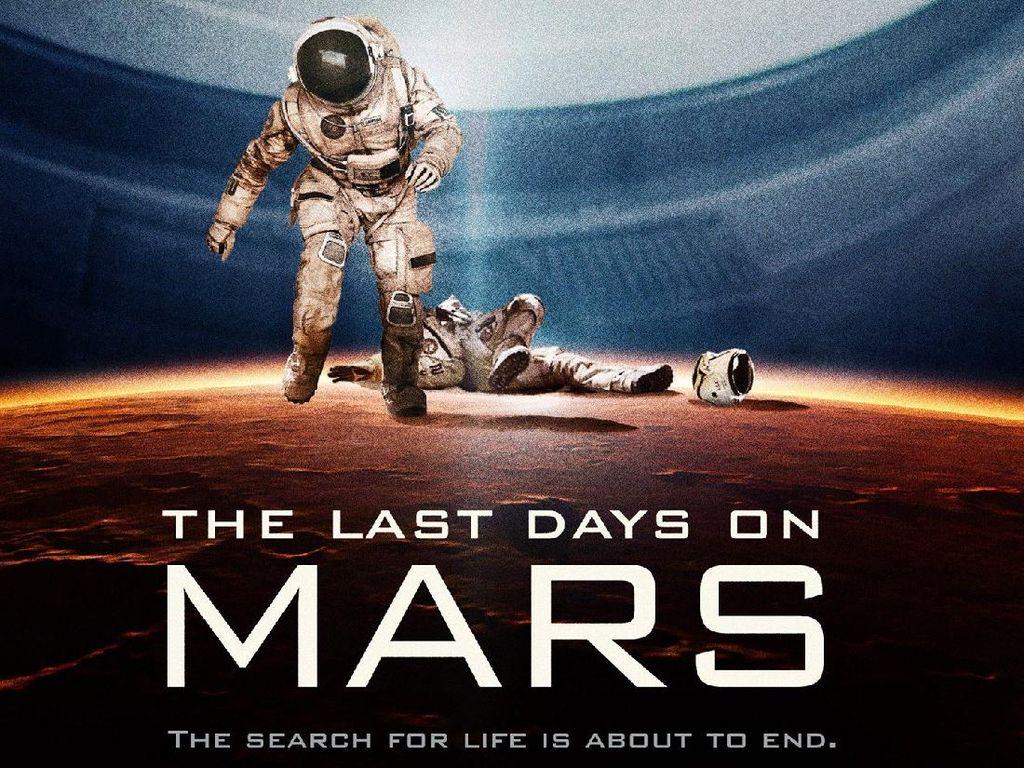 8 Rekomendasi Film Fiksi Ilmiah Bertema Planet Mars