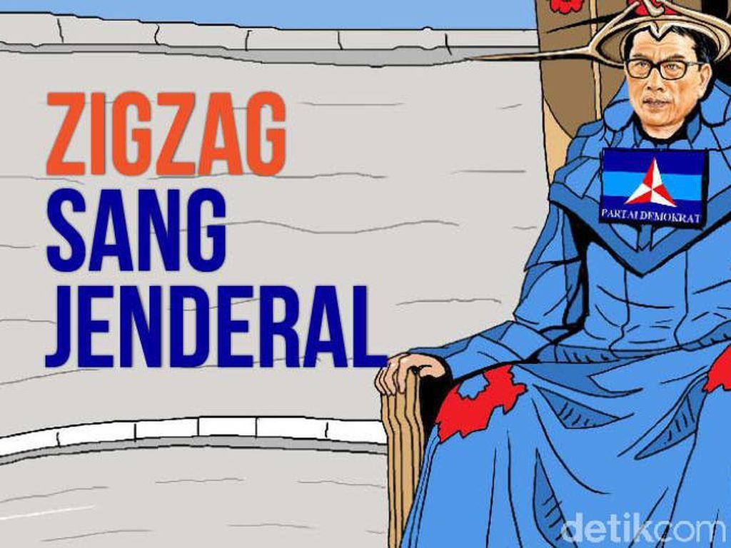 Podcast: Zigzag Sang Jenderal