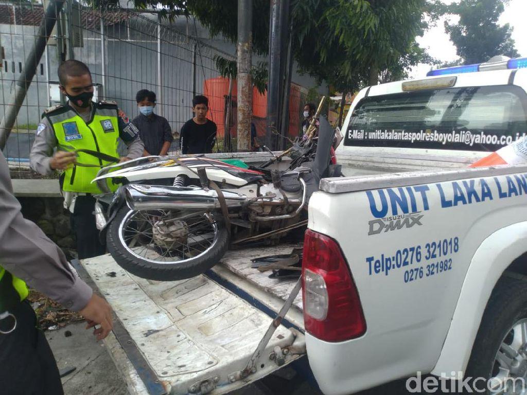 Tragis! Ibu dan Anak Tewas Kecelakaan di Boyolali