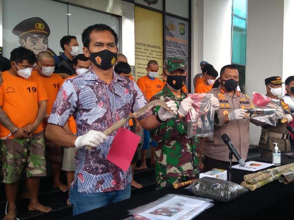 Merasa Dimata-matai, 5 Anggota Ormas di Bintaro Keroyok 2 Pria