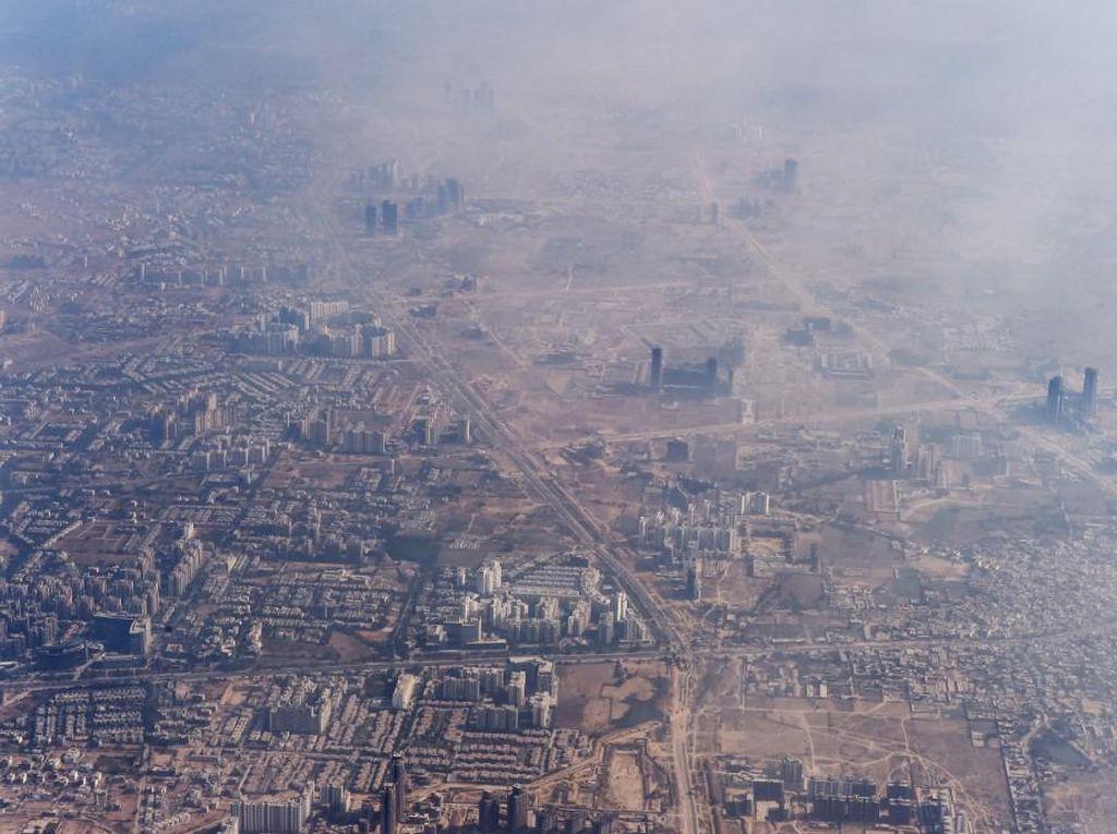 New Delhi, Ibu Kota Negara dengan Polusi Tertinggi di Dunia