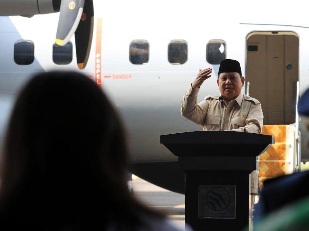 Menteri Pertahanan AS Telepon Menhan Prabowo Subianto, Ini yang Dibahas