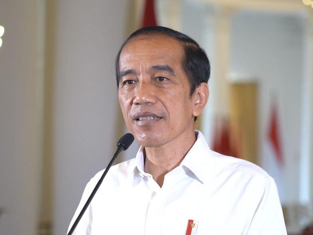 Duh! Jokowi Sebut Anggaran Negara Terguncang Gegara Covid-19