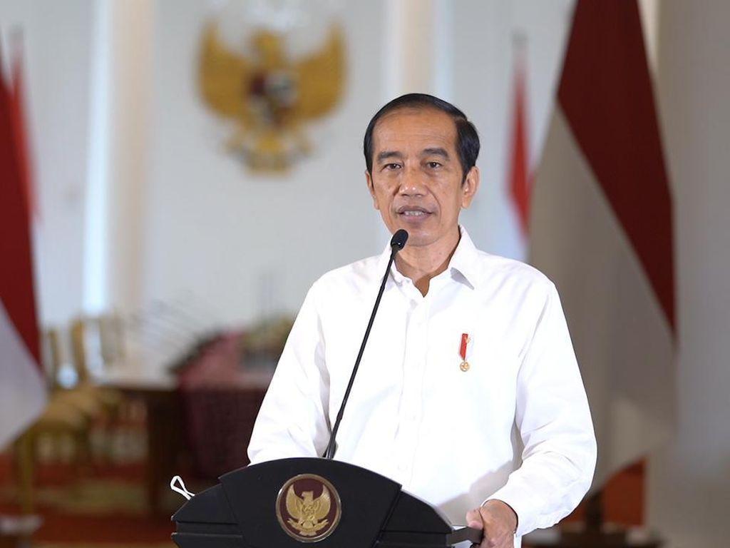Jokowi: Jangan Sampai Dahulukan Ekonomi Tak Perhatikan Penyebaran COVID
