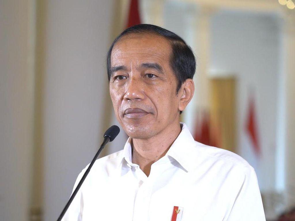 Di Depan Para Relawan, Jokowi Bicara Ujian yang Maha Berat