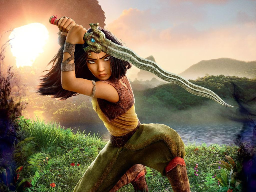 Pandemi Corona, Raya and the Last Dragon Puncaki Box Office AS
