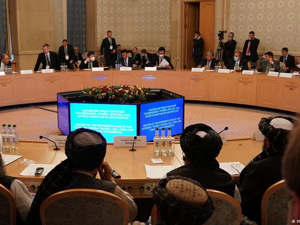 Rusia Gelar Konferensi Perdamaian Afganistan dan Taliban