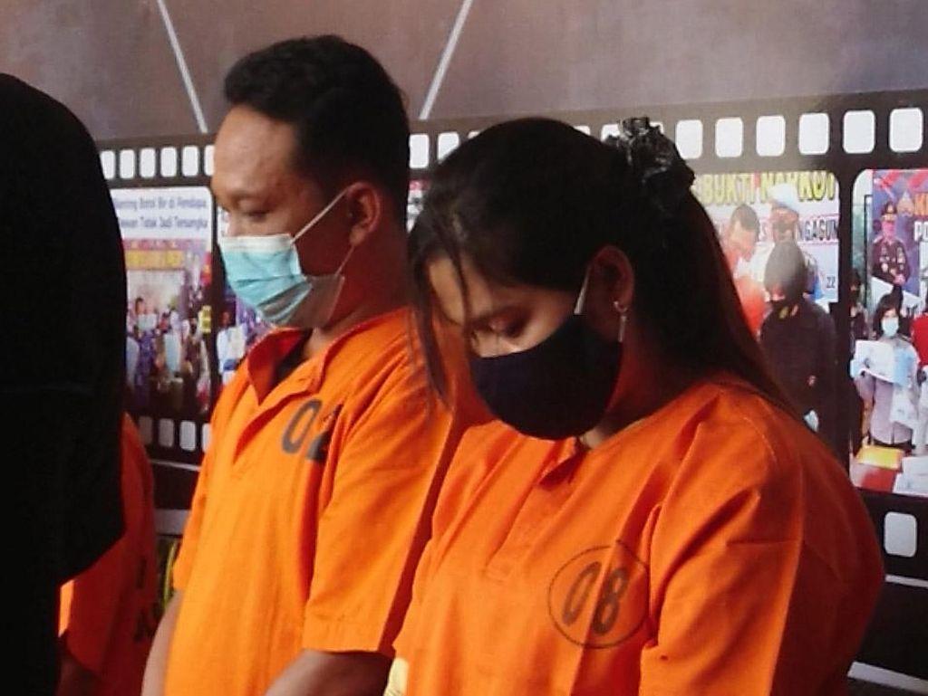 Dua Pengedar Uang Palsu Rp 9 Juta di Tulungagung Diamankan