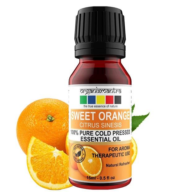 Kandungan jeruknya yang tajam, menjadikannya sebagai salah satu minyak terbaik untuk melawan lemak dan minyak.