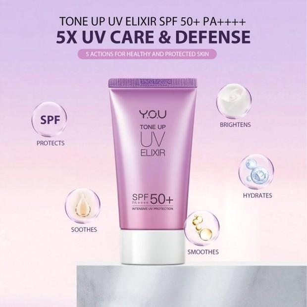 5x UV Care & Defense