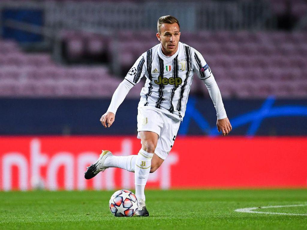 Cederanya Ditangani dengan Baik, Arthur Melo Merasa Beruntung di Juventus