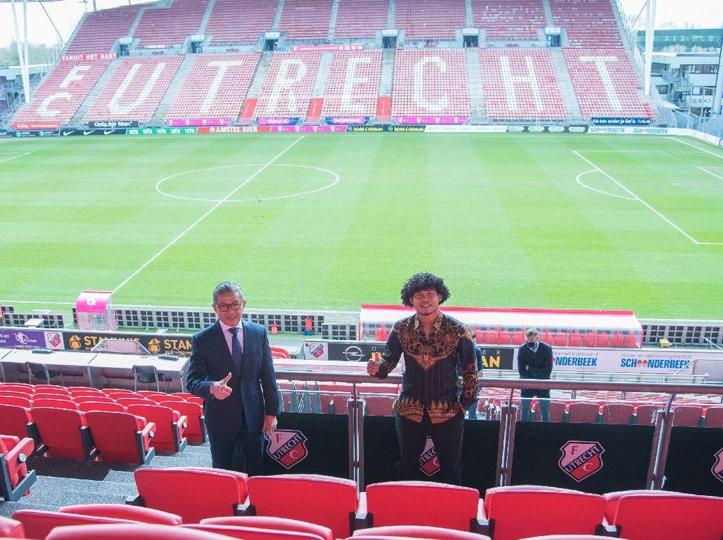 Bagus Kahfi Mengejar Impian, dari Barito Putera ke FC Utrecht