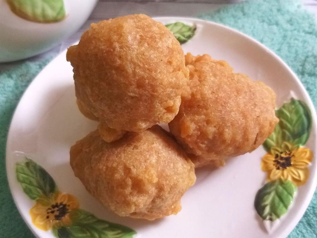 Resep Pembaca : Bakso Ayam Goreng yang Renyah dan Gampang Dibuat