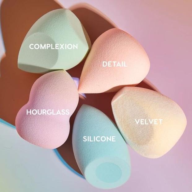 Macam-macam jenis dan kegunaan beauty blender
