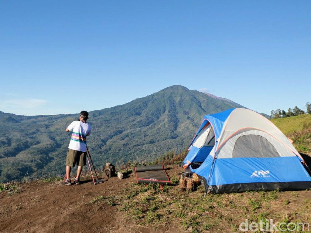 Menengok Megasari, Kaldera Sisa Letusan Gunung Ijen Purba di Bondowoso