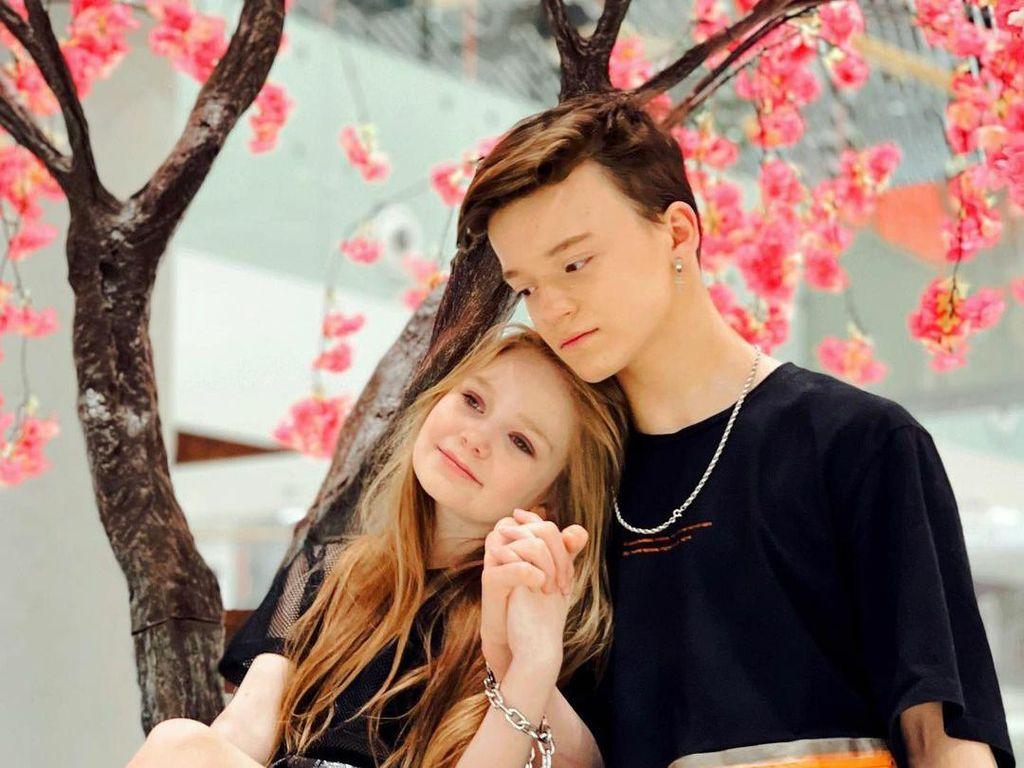 Heboh Pernikahan Model 8 Tahun & Selebgram 13 Tahun, Orangtua Dihujat