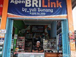 Potret Agen BRILink yang Raup Jutaan Rupiah