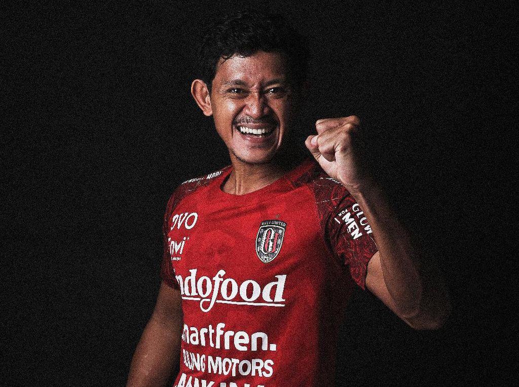 Begini Komentar Rizky Pellu Setelah Resmi Gabung Bali United