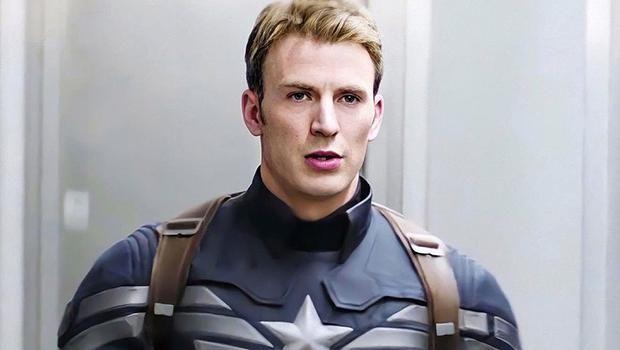 Chris Evans saat memerankan karakter Captain America (foto: instagram.com/official_captainamerica)
