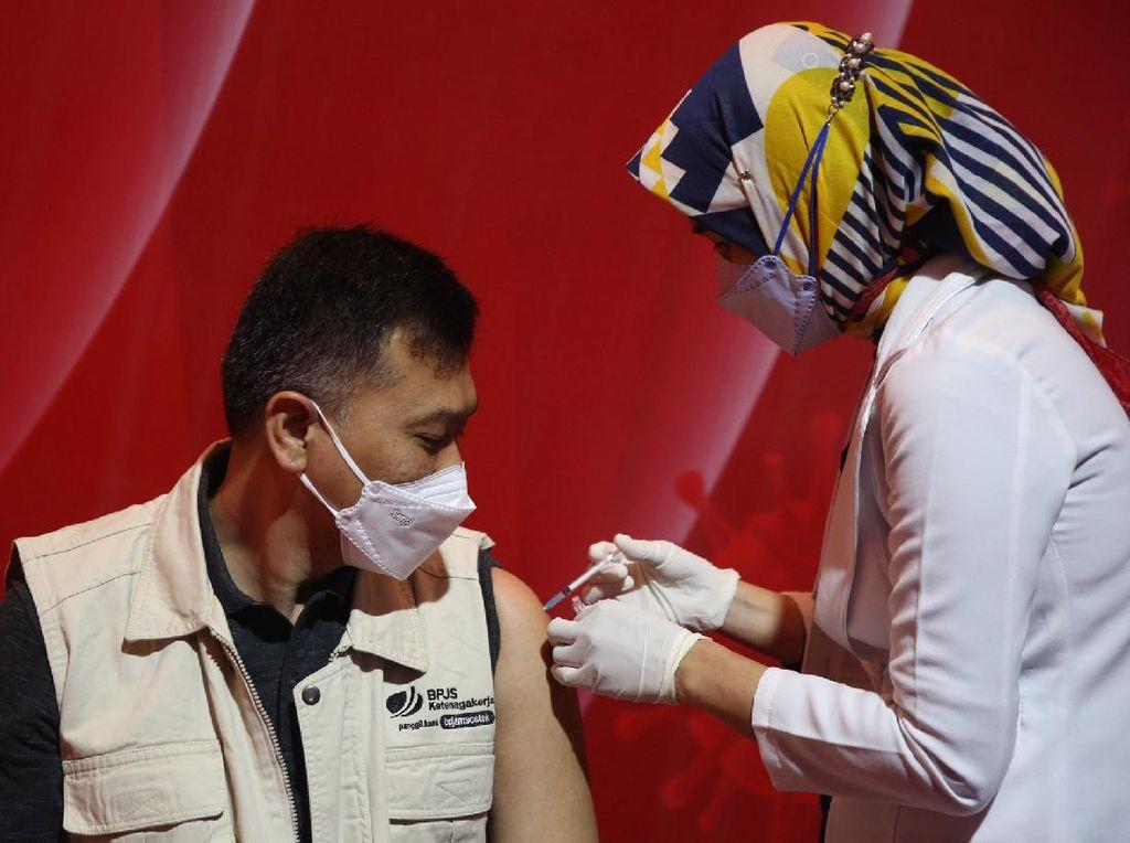 KuTips: Vaksinasi Covid-19 di Bulan Puasa, Ini yang Harus Disiapkan!