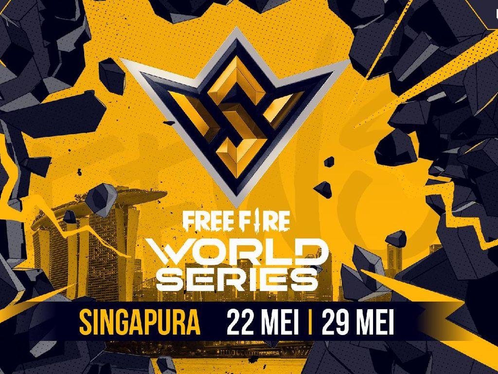 Wow, Free Fire World Series 2021 Total Hadiahnya Rp 28 Miliar!