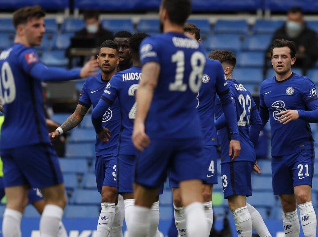 Chelsea Juara Piala FA dan Liga Champions? Chilwell: 100 Persen Mungkin