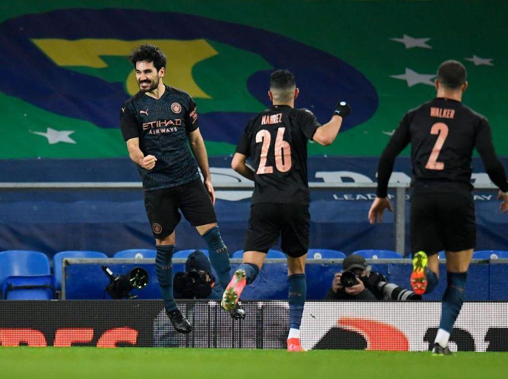 Everton Vs Man City: Citizens Susah Payah Tembus Semifinal Piala FA