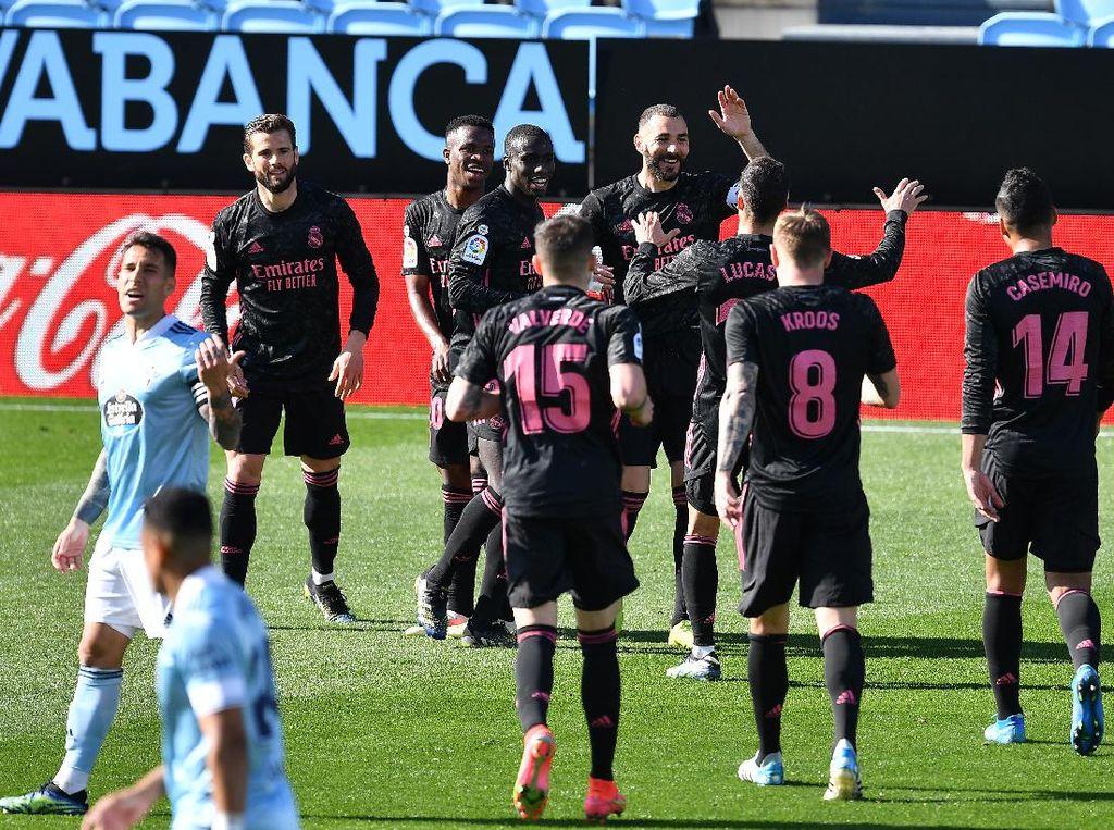 Kemenangan Susah Payah Madrid