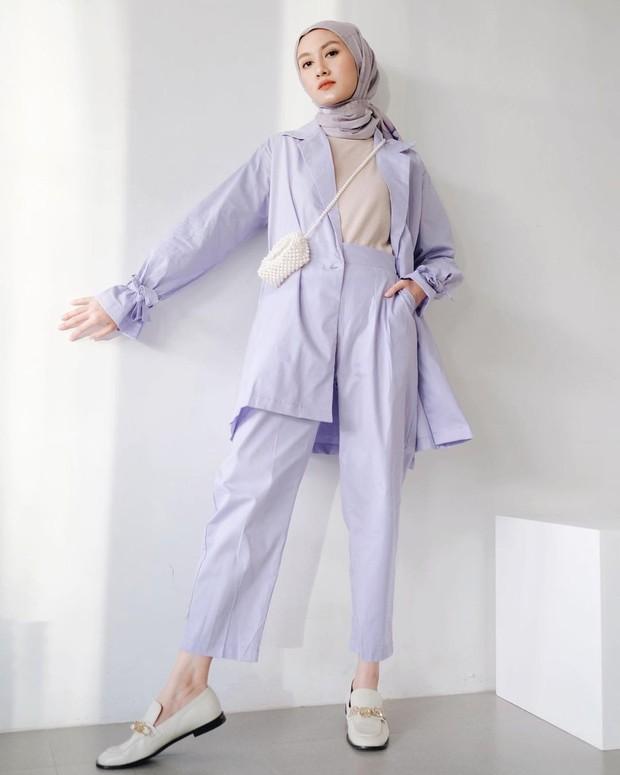 Lilac Blazer