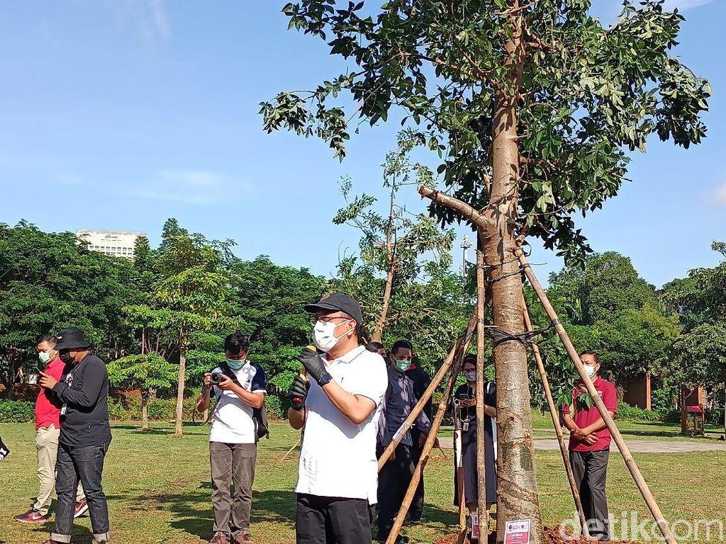 Setneg Akan Setop Kontrak Lapangan Golf di Kemayoran, Jadi Taman Kota