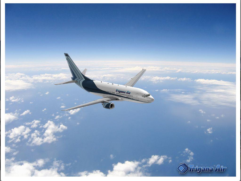 Mengenal Boeing 737-400 Trigana Air yang Tergelincir di Bandara Halim