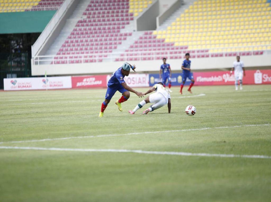 Hasil Piala Menpora 2021: Arema FC vs Tira Persikabo Selesai 1-1
