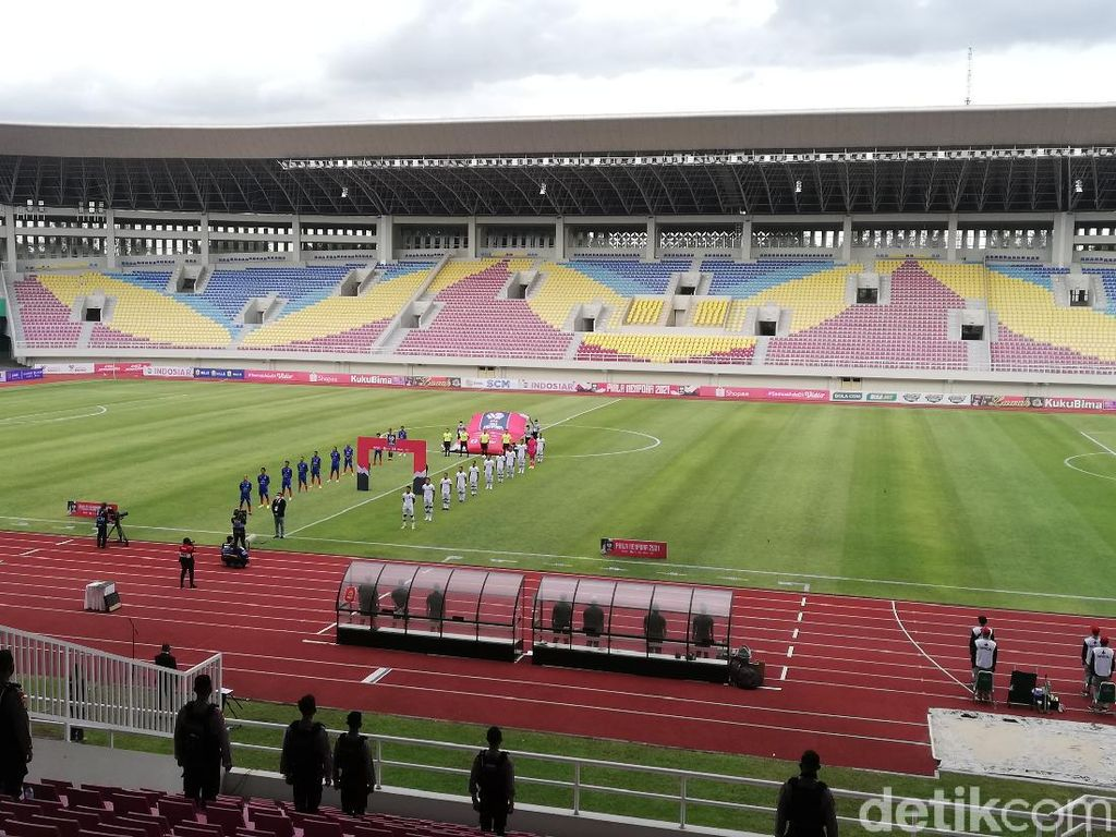 Ketum PSSI: Piala Menpora 2021 Ujian untuk Sepakbola Nasional