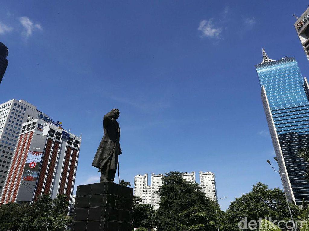 BMKG Prediksi Wilayah Jakarta Cerah Hari Ini