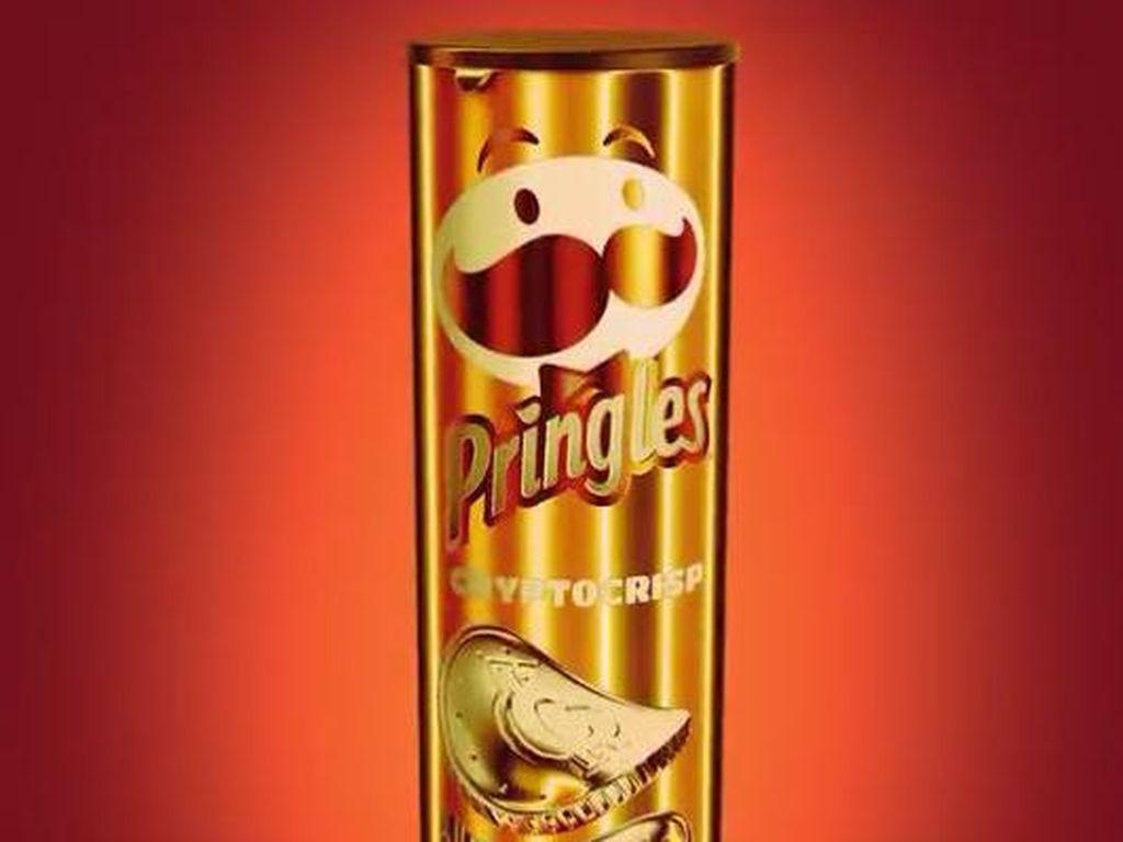 Pringles Luncurkan Teknologi CryptoCrisp, Sudah Ditawar Rp 11 Juta!