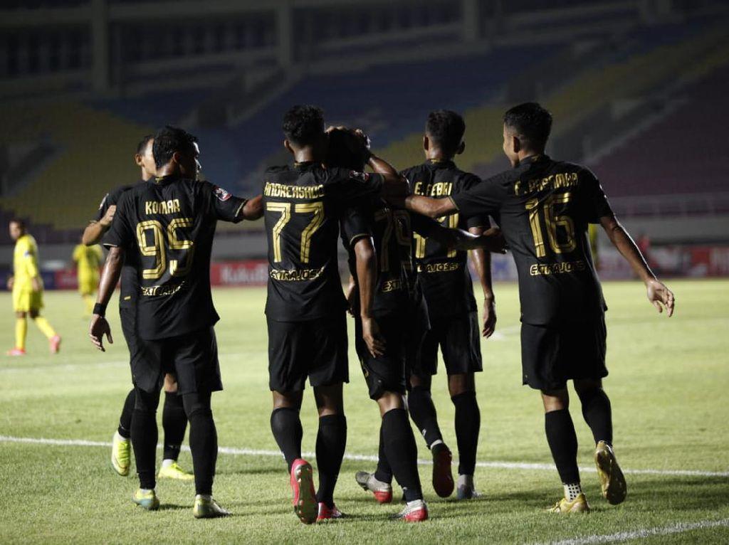 Piala Menpora 2021: PSIS Memimpin 3-0 atas Barito Putera di Babak I