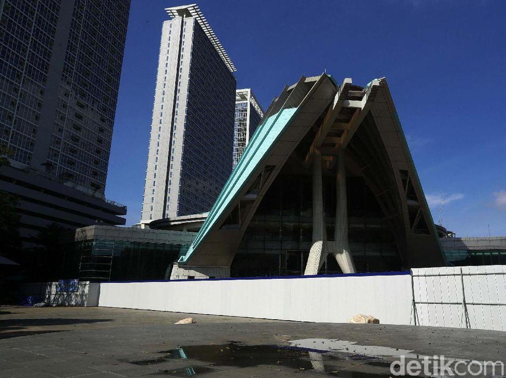 Menengok Progres Revitalisasi Taman Ismail Marzuki di Cikini