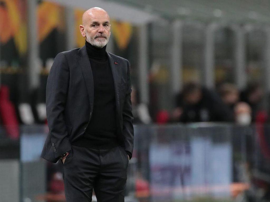 Pioli Tegaskan AC Milan Belum Kehabisan Bensin