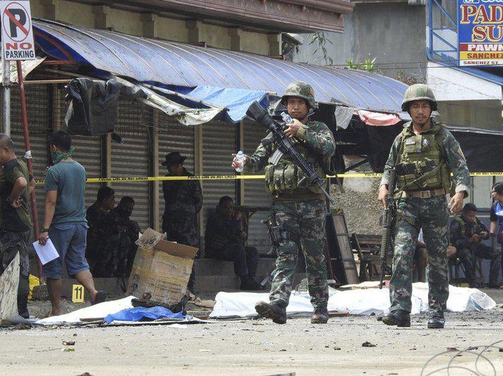 Kemlu RI Apresiasi Filipina Soal Pembebasan Sandera Abu Sayyaf