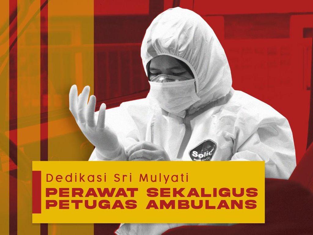 Kisah Perawat Plus-plus, Dedikasi Lewat Mobil Ambulans