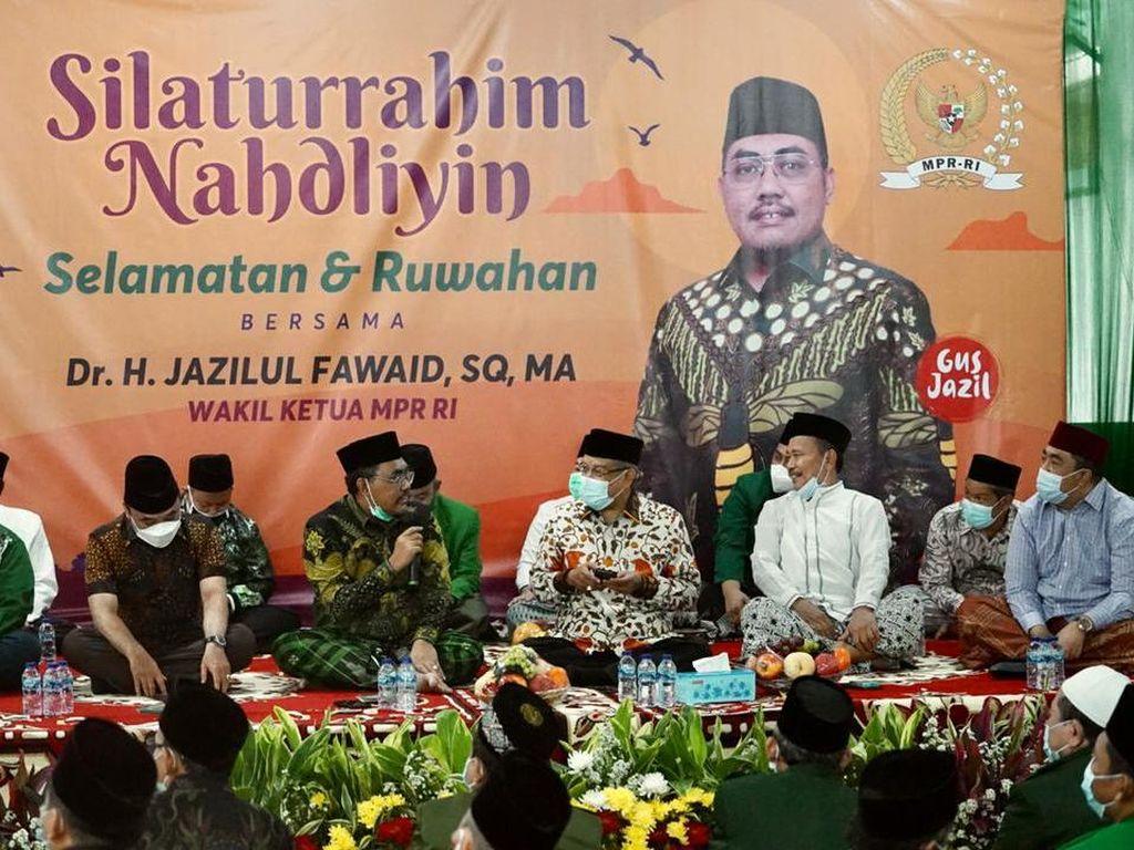 Jazilul Fawaid Gelar Doa Bersama Jelang Konferwil PWNU DKI Jakarta