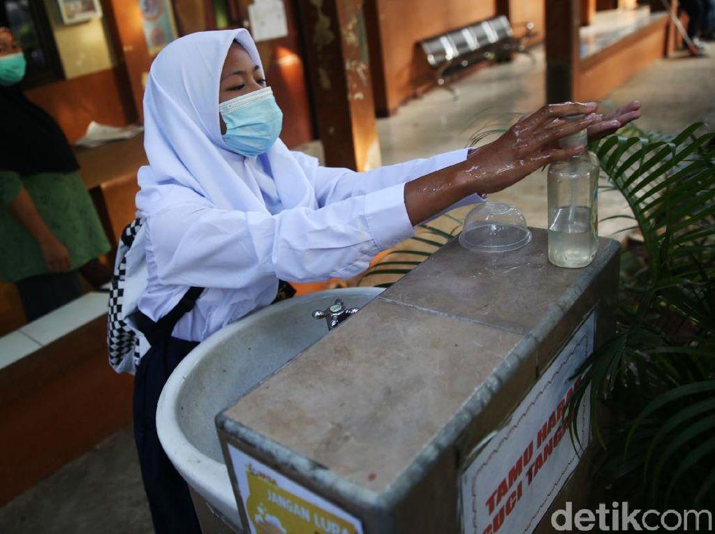 Daftar Sekolah di Jawa Tengah yang Akan Uji Coba Tatap Muka Mulai April