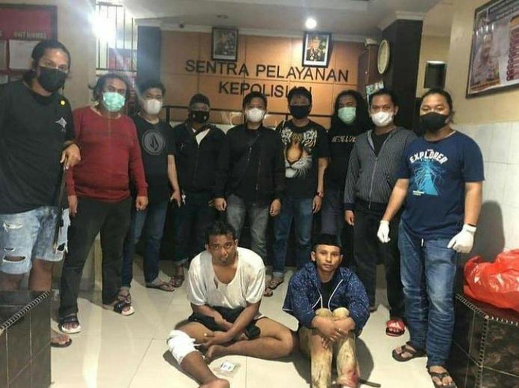 Rampok Toko Kelontong, 2 Pria di Makassar Didor