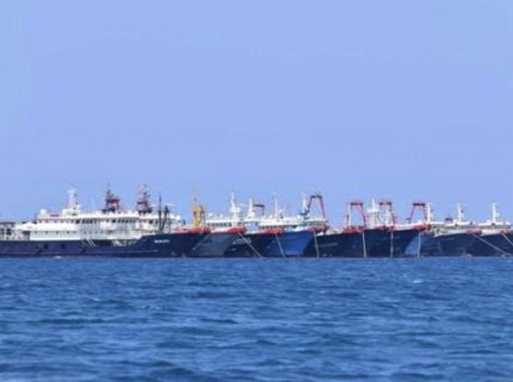 Kapal Perang China Merapat, Laut China Selatan Makin Memanas