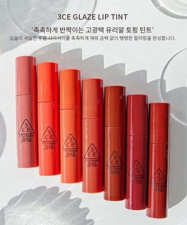 3CE Glaze Lip Tint