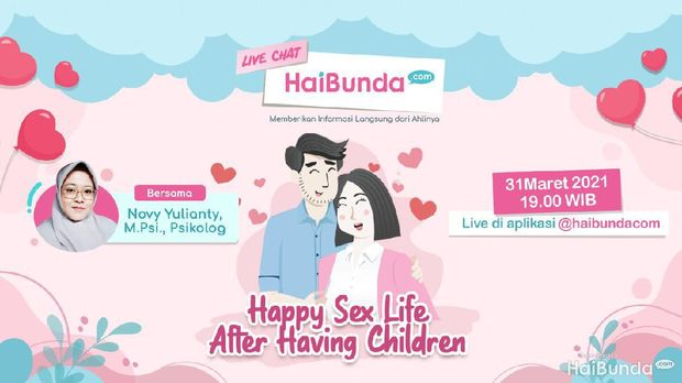 Banner Live Chat Happy Sex Life
