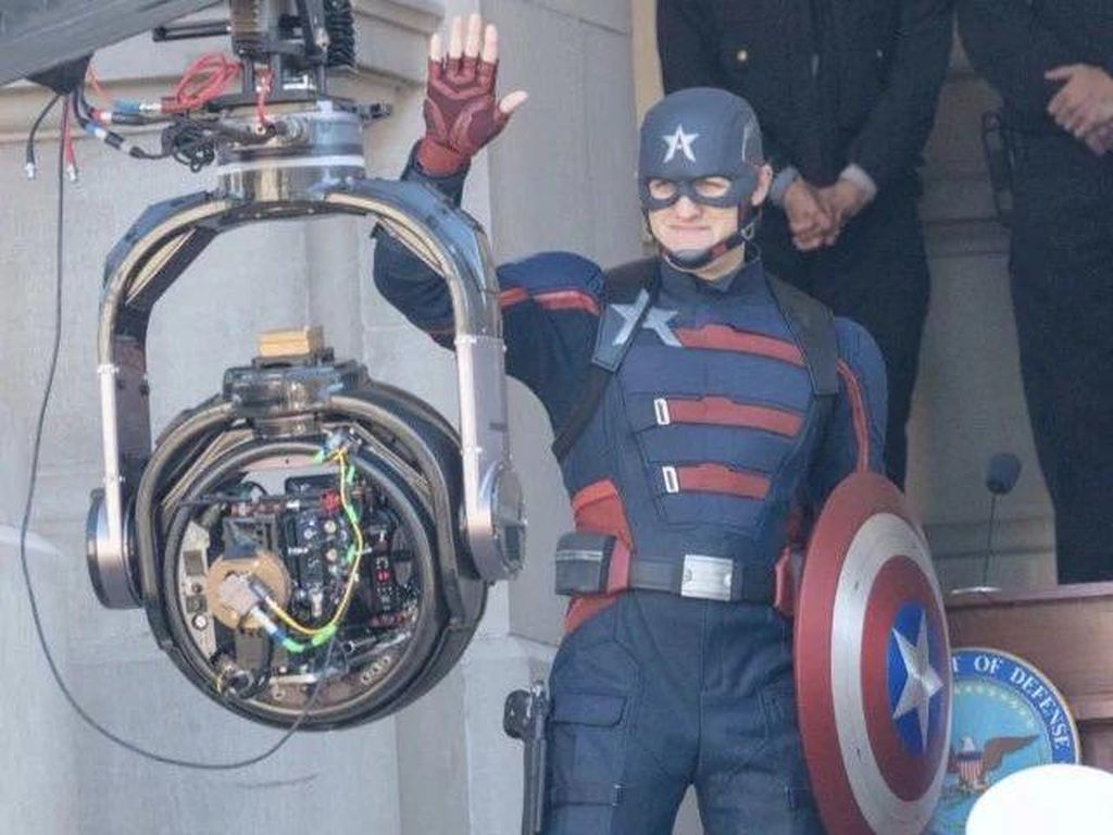 3 Hal dari Sosok Captain America Baru